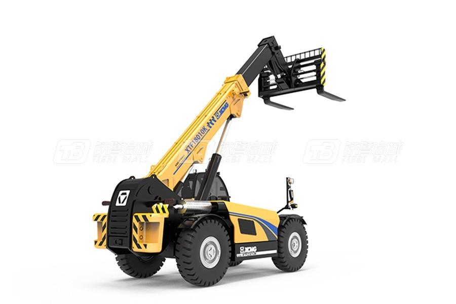 徐工XTF18010K伸缩臂叉装机
