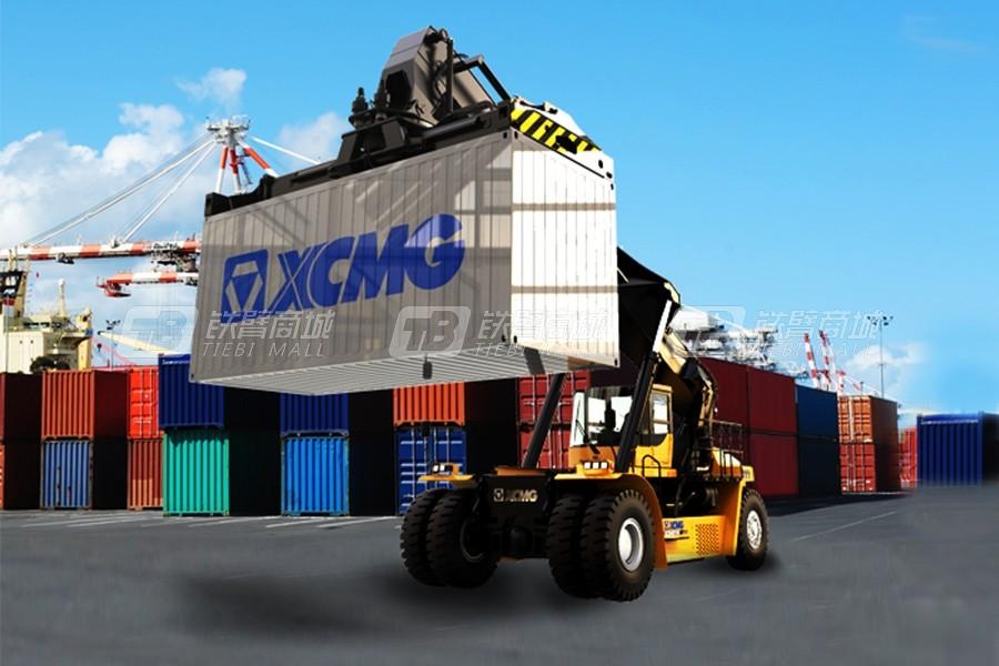 徐工XCS4535K集装箱正面吊运起重机