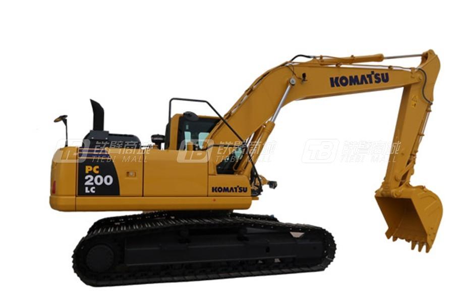 小松PC200LC-8M0液压挖掘机