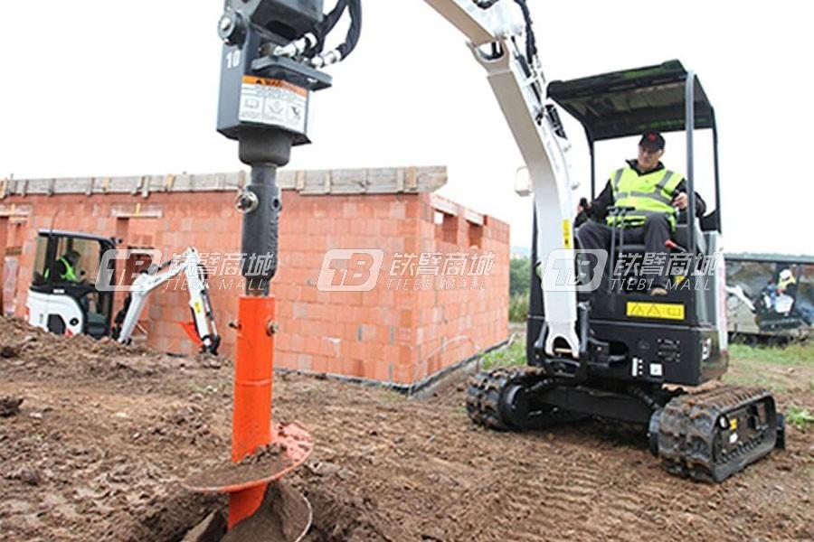 山猫E17履带挖掘机