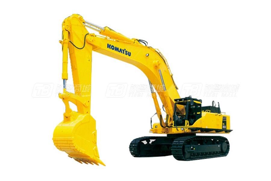 小松PC850SE-8液压挖掘机