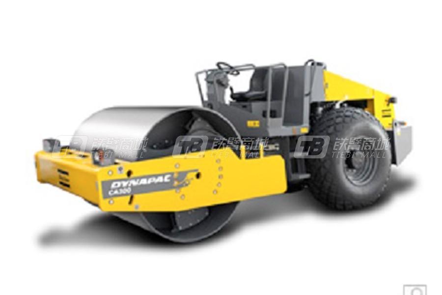戴纳派克CA300D单钢轮压路机