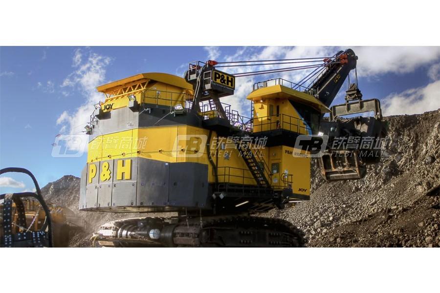 小松4100XPC特种挖掘机