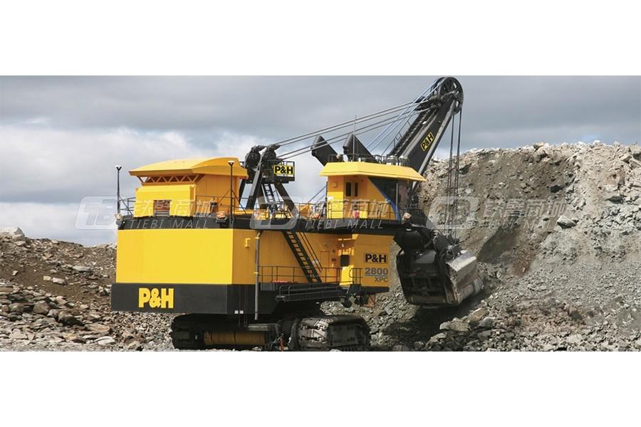 小松2800XPC特种挖掘机