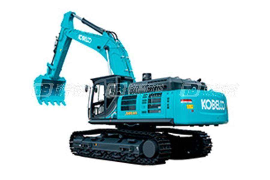 神钢SK500XD-10 SuperX履带挖掘机