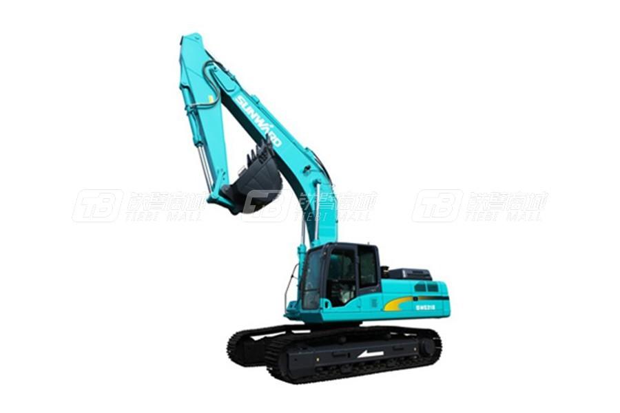 山河智能SWE205E-3H履带挖掘机