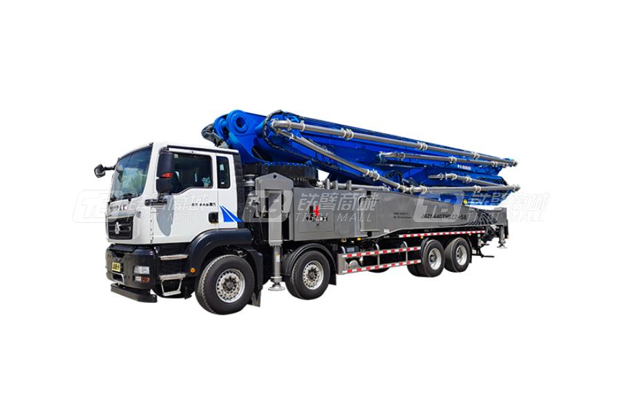 九合重工JHZ5440THB-5858米混凝土泵车