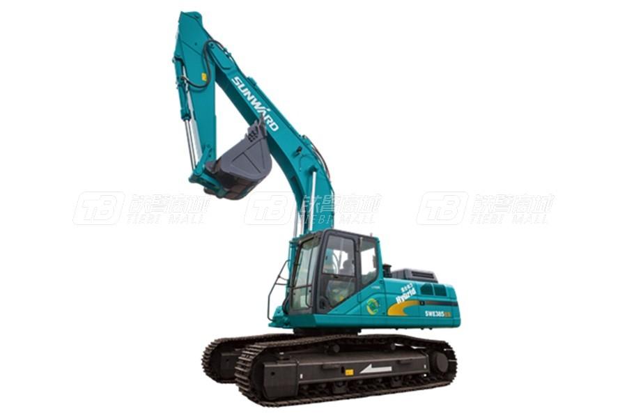 山河智能SWE385ES履带挖掘机