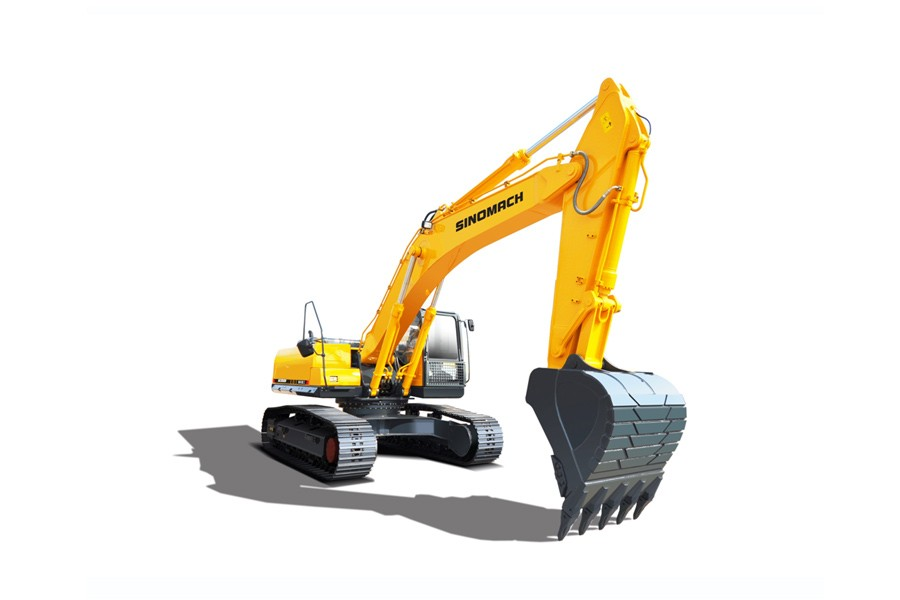 国机常林GE330H履带挖掘机