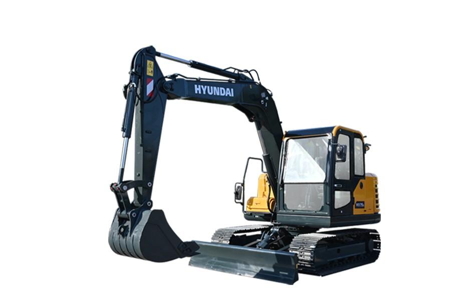 现代HX75/D履带挖掘机