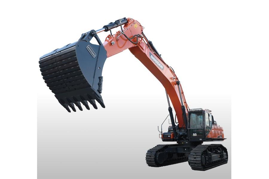 斗山DX500LC-9C ACE履带挖掘机