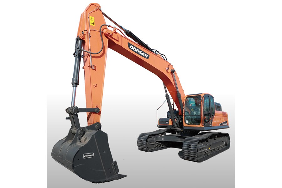 斗山DX305LC-9C ACE履带挖掘机