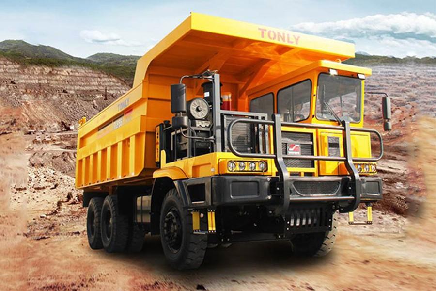 同力重工TL855D非公路宽体自卸车