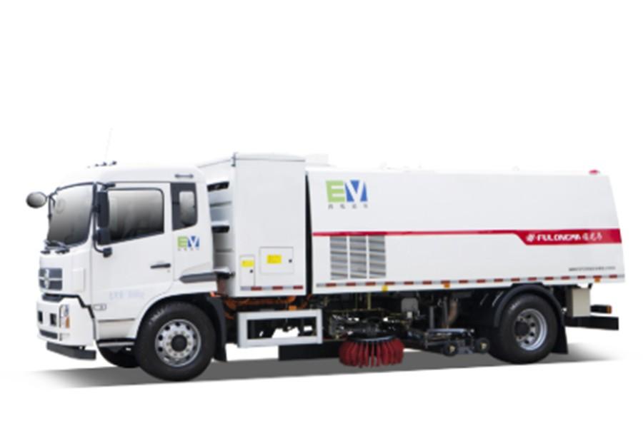 福龙马FLM5180TXSDFBEV清扫车