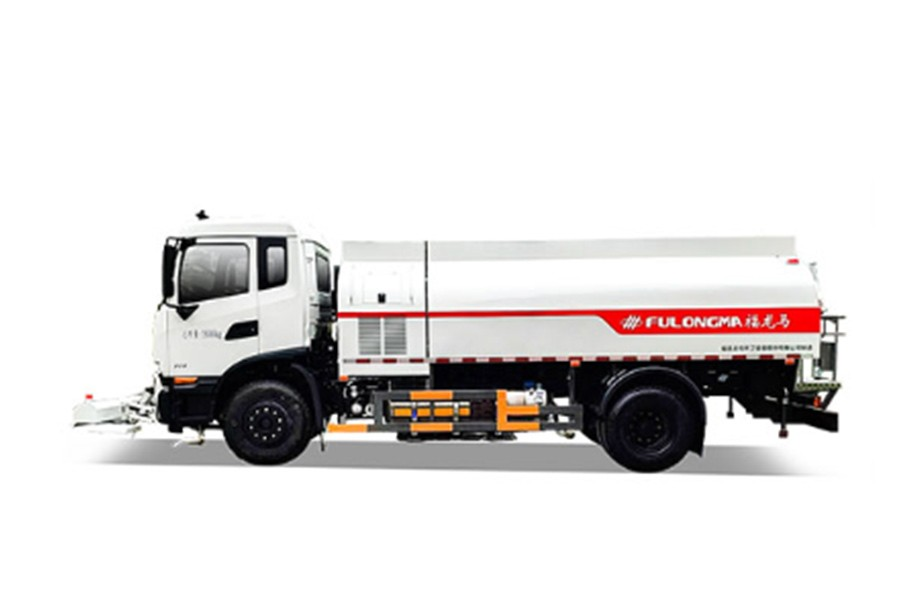 福龙马FLM5180GQXDF6NG清扫车