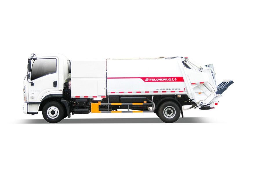 福龙马FLM5080ZYSDF6NG天然气系列垃圾车