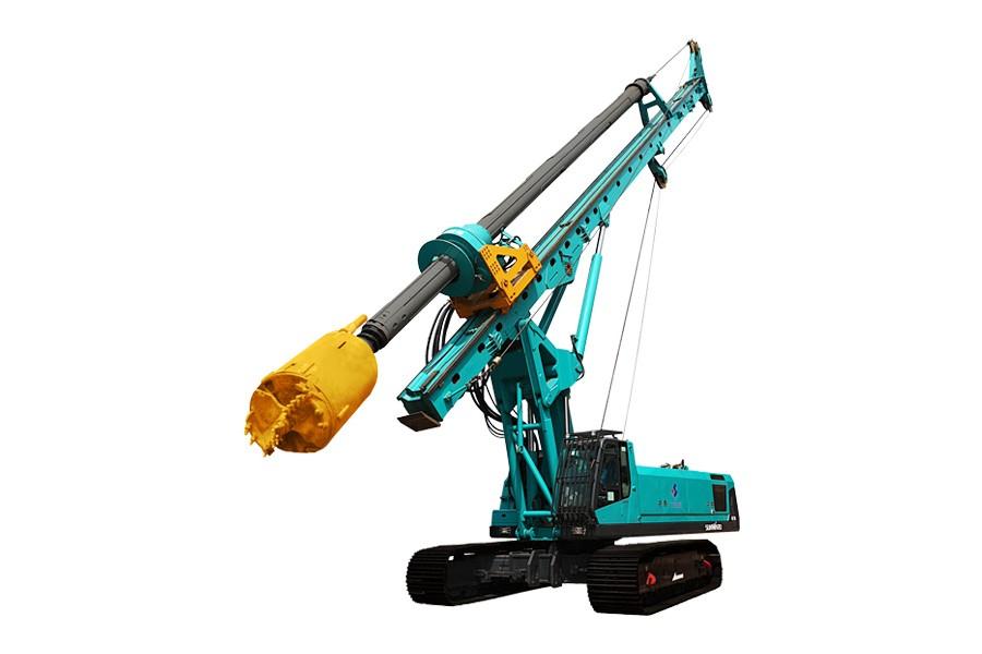 山河智能SWDM360大型多功能旋挖鉆機