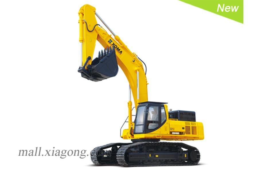 厦工XG848FL履带挖掘机