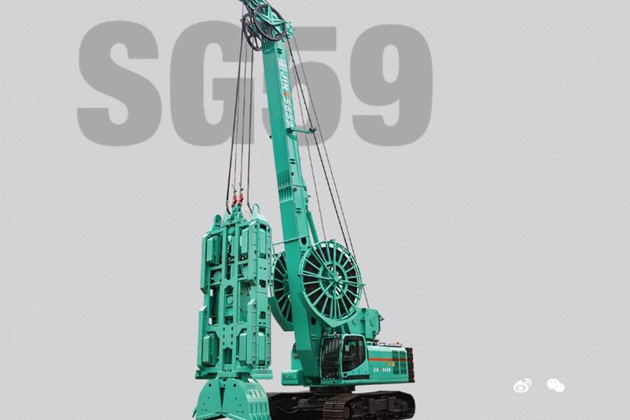 柳工SG59连续墙设备