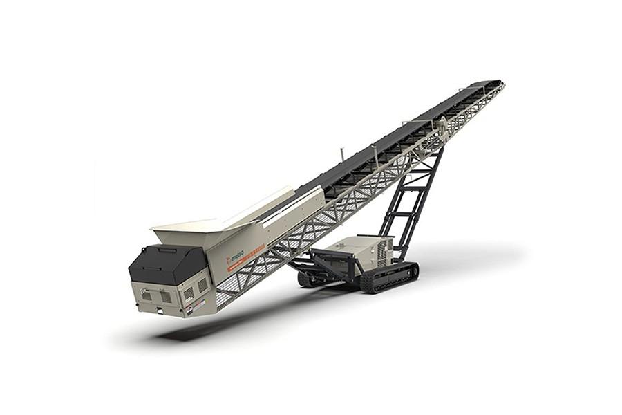 柳工Nordtrack^tmCT85履带式堆垛机