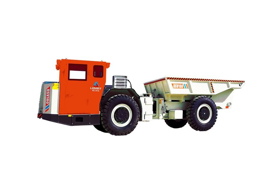 临工矿山USV100多功能服务车