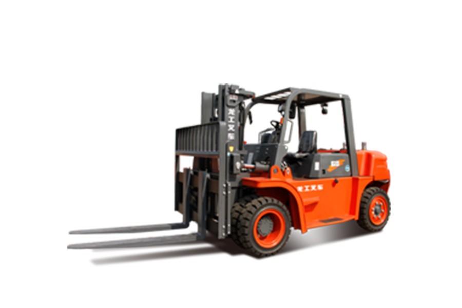 龙工CPCD80(进箱专用)专用叉车(进箱专用)