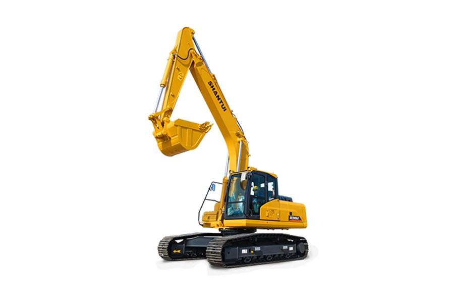 山推SE245LC-9A(国产化配置版)履带挖掘机