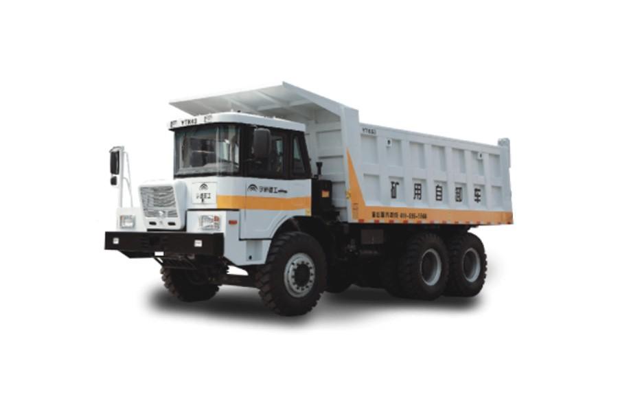 郑宇重工YTK63矿用卡车