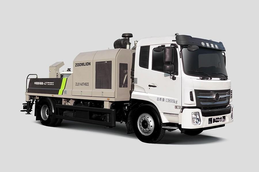 中联重科24MPa(乐邦)邦乐国五车载泵