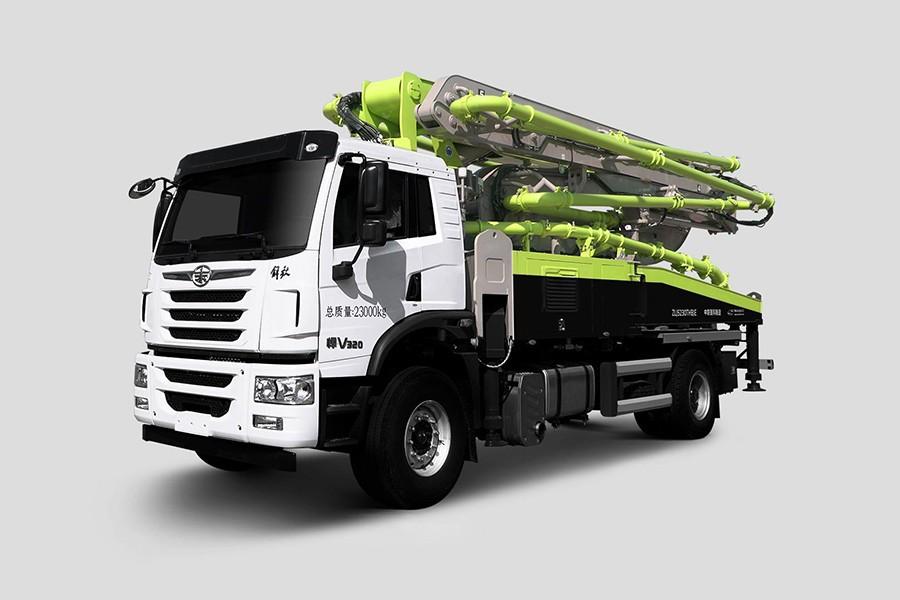 中联重科ZLJ5230THBKF 38X-5RZ混凝土泵车