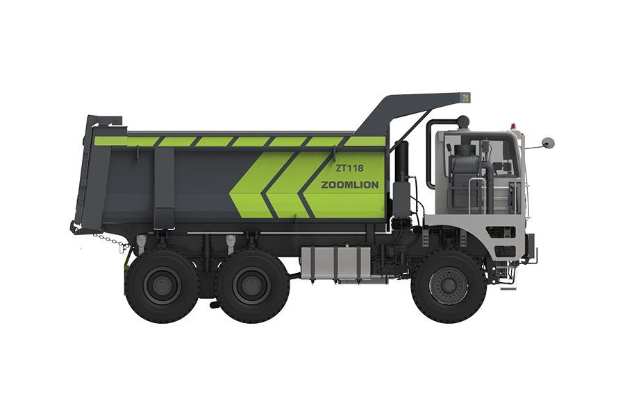 中联重科ZT118非公路矿用自卸车