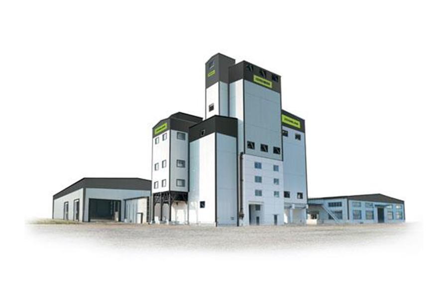 中联重科ZSM100C机制砂石系统