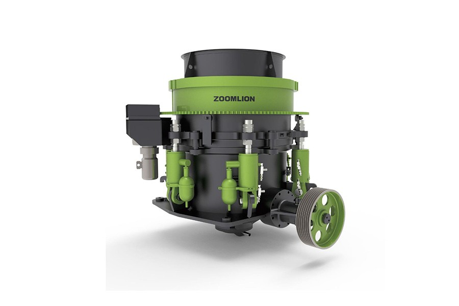 中联重科ZCF500多缸液压圆锥式破碎机