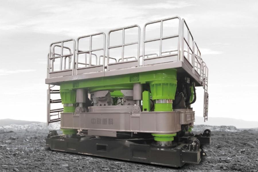 中联重科ZRT320H全回转钻机