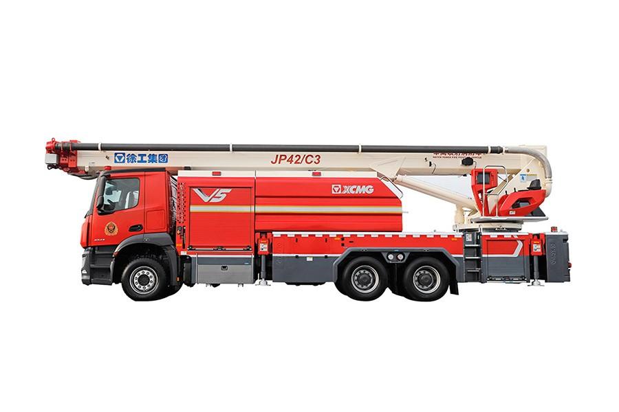 徐工JP42C3举高喷射消防车