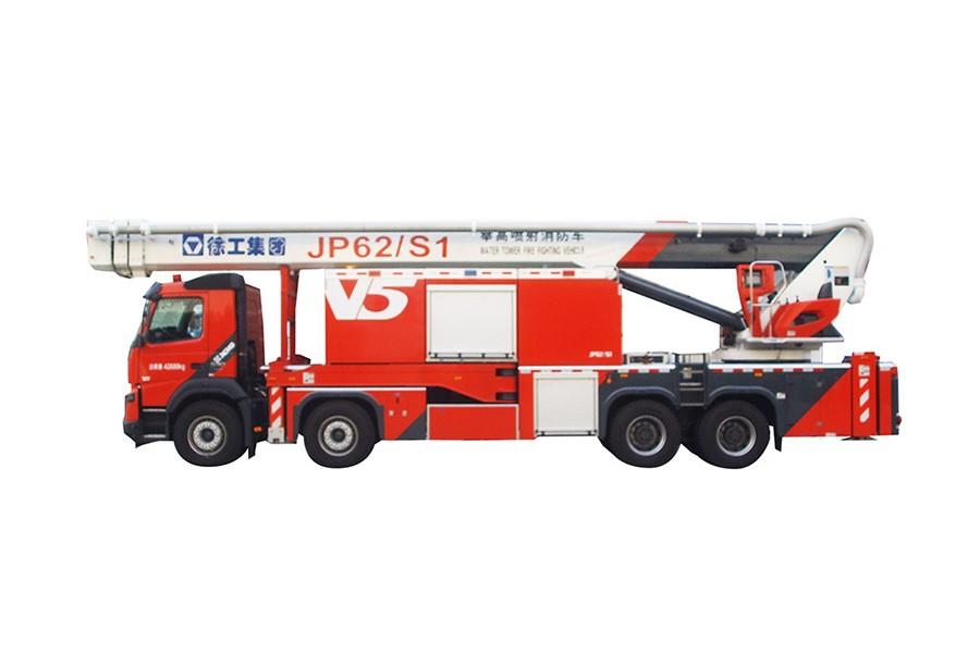 徐工JP62S1举高喷射消防车
