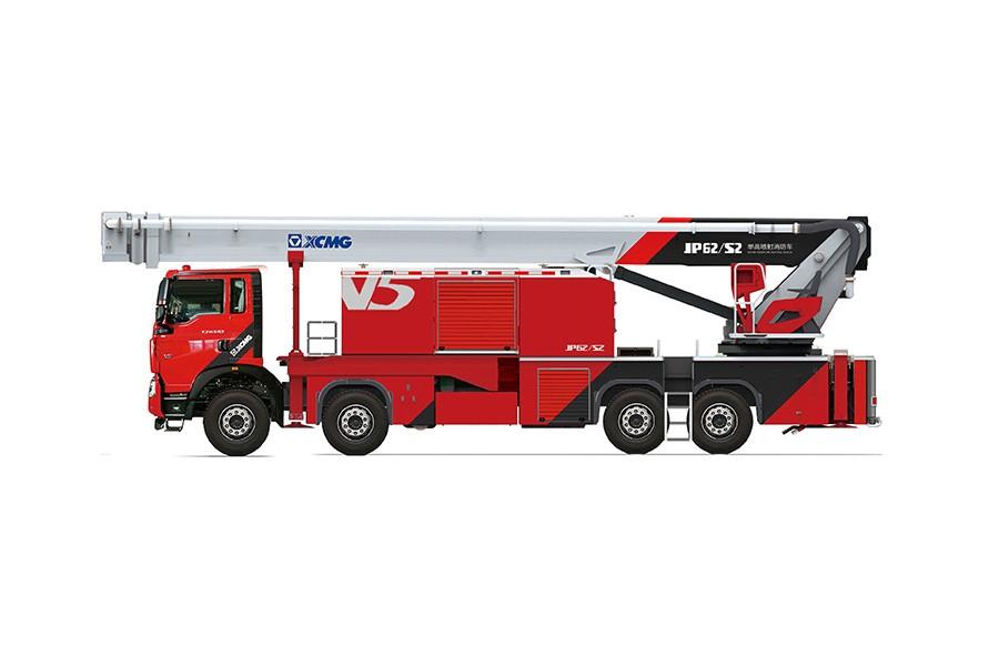 徐工JP62S2举高喷射消防车