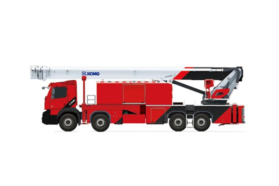 徐工JP72S5举高喷射消防车