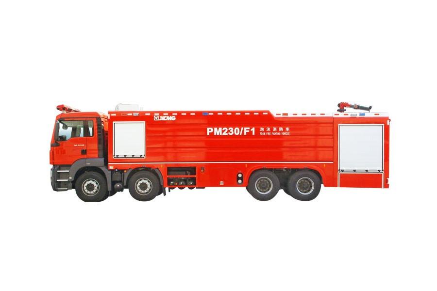徐工PM230F1罐类消防车
