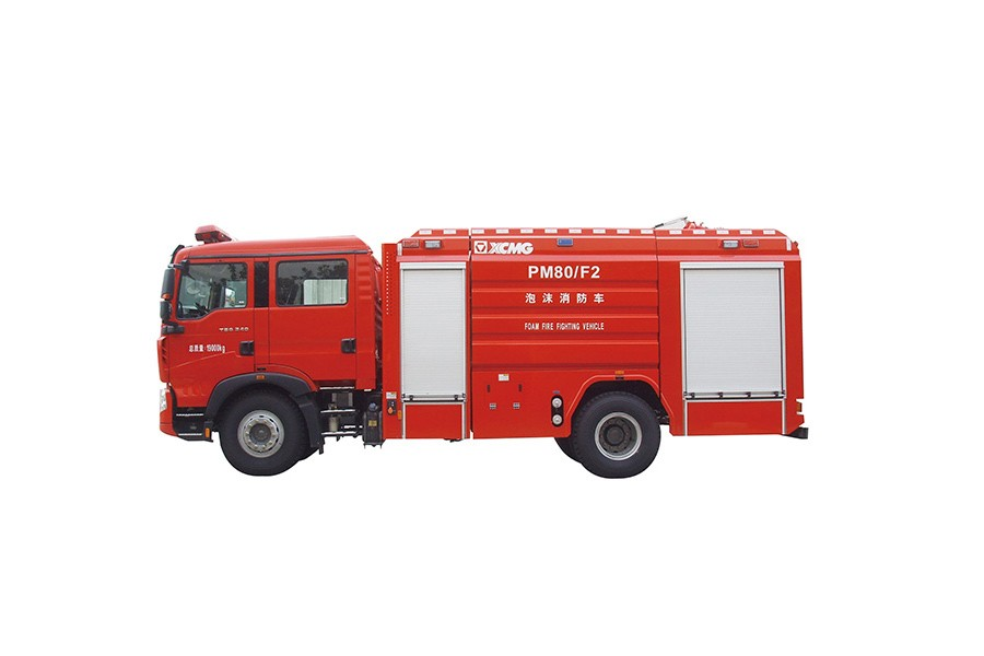 徐工SG80F2罐类消防车