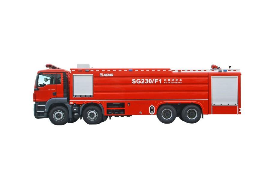 徐工SG230F1罐类消防车