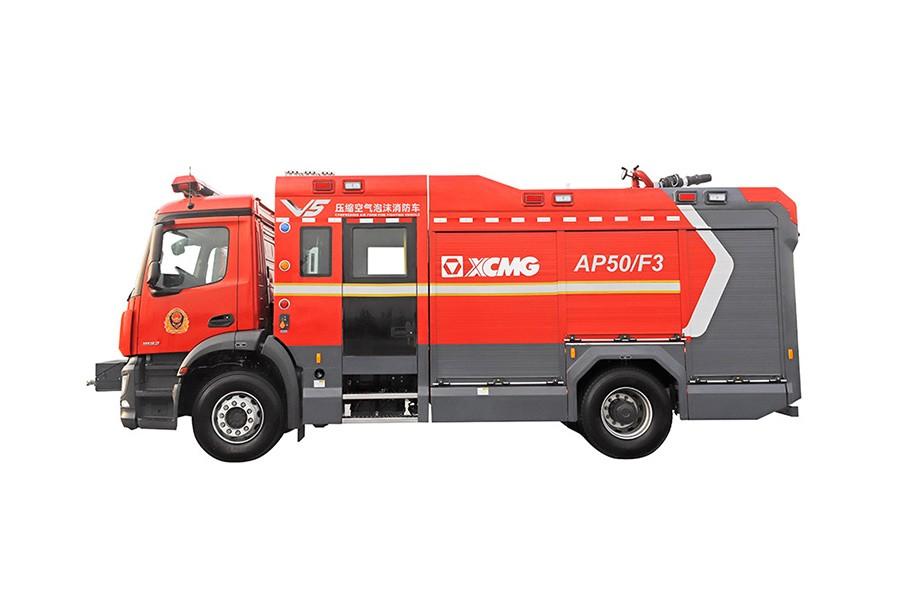 徐工AP50F3城市主战消防车