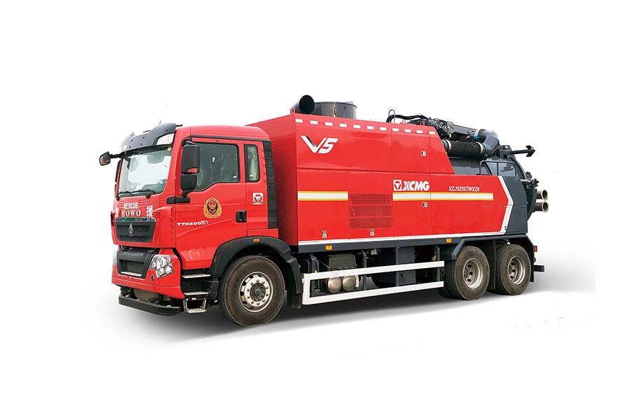 徐工CX100应急救援装备