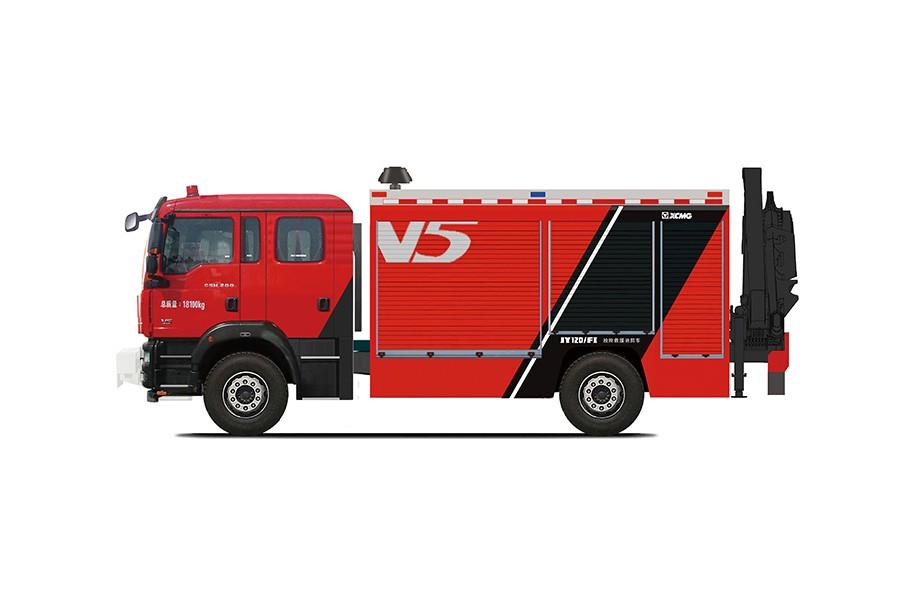 徐工JY230F2应急救援装备