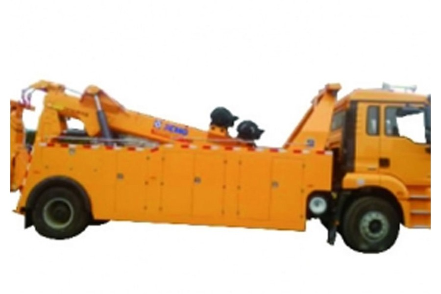 徐工XZJ5190TQZS5吊托组合型清障车