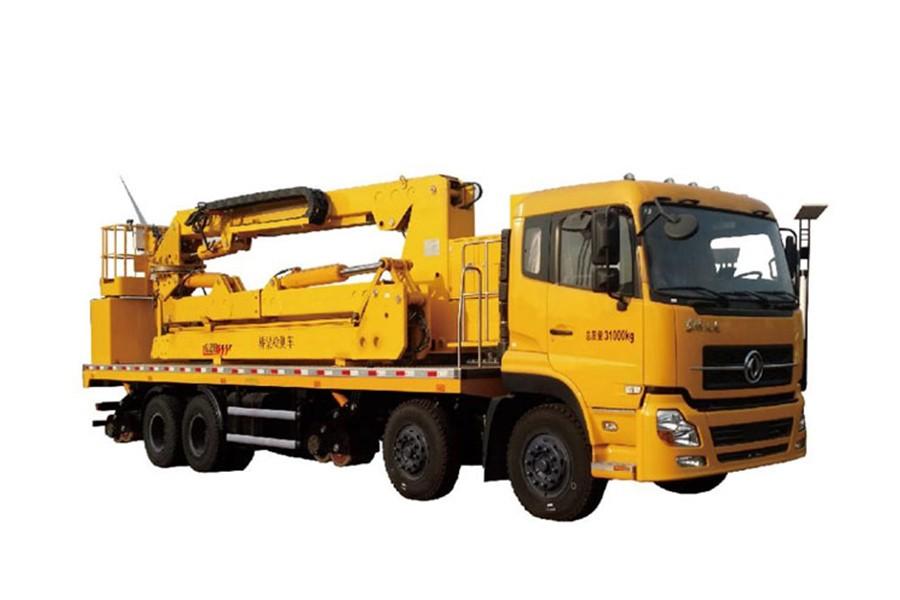 徐工XZJ5317JQJD518米折叠式检测车