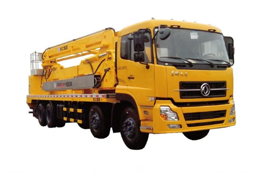 徐工XZJ5330JQJD520米折叠式检测车