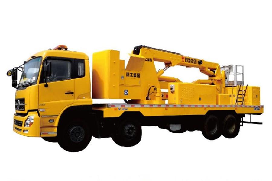 徐工XZJ5316JQJD516米折叠式检测车