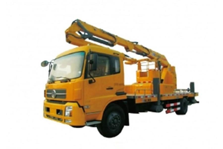 徐工XZJ5140JGKD517米高低空作业桥梁检测车