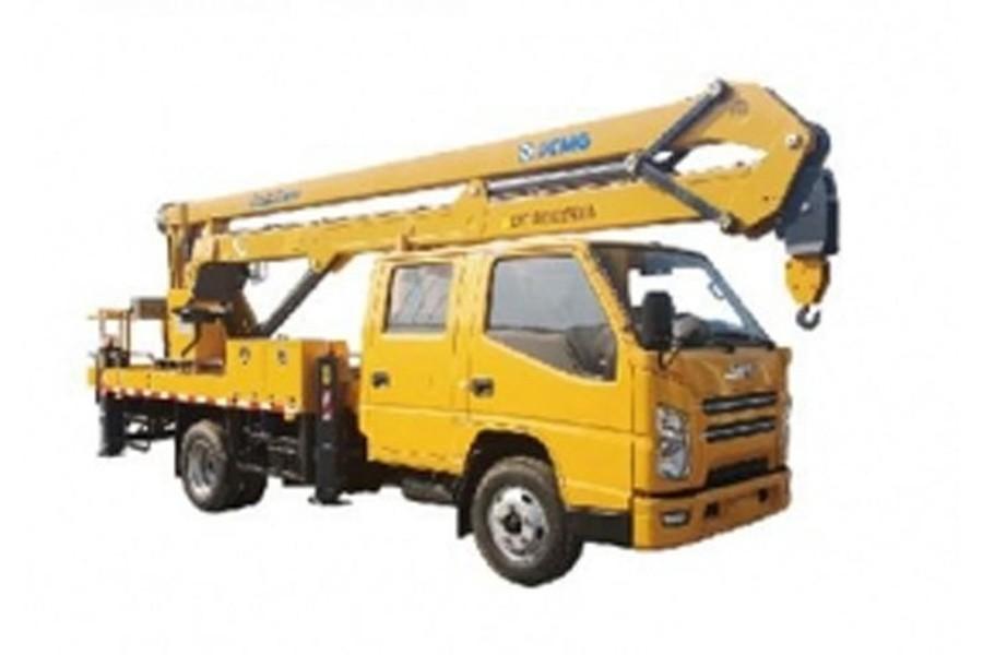 徐工XGS5060JGKJ617米折臂高空作业车